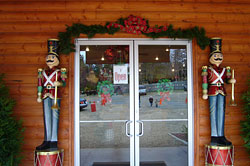 Our large Christmas store is brimming with great and unique gifts, at Motley's Christmas Tree Farm in Little Rock, Arkansas